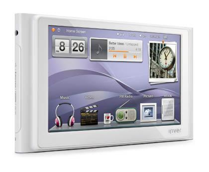 Iriver выпустила на российский рынок Full HD-медиаплеер