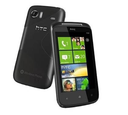 HTC выпустит флагман на Windows Phone 7 Mango