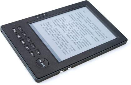 Электронная книга Lbook eReader V3 Black.
