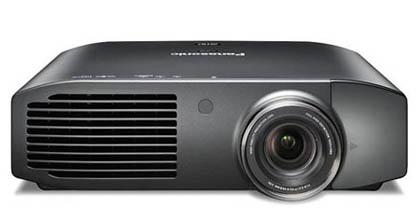 Panasonic создала Full HD 3D-видеопроектор для домашних кинотеатров