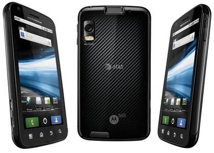 Motorola готовит второе поколение суперфонов Atrix