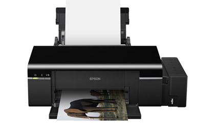 Epson показала для бизнеса принтеры без картриджей L100 и Epson L800