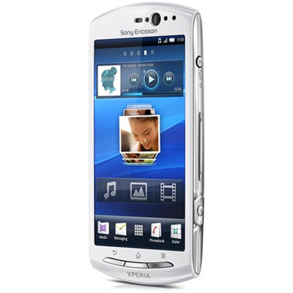 Sony Ericsson анонсировала смартфон Xperia neo V