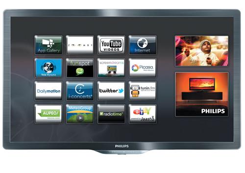 Обзор Philips SmartTV: это надо видеть