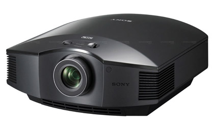 Sony показала домашний Full HD 3D проектор VPL-HW30ES