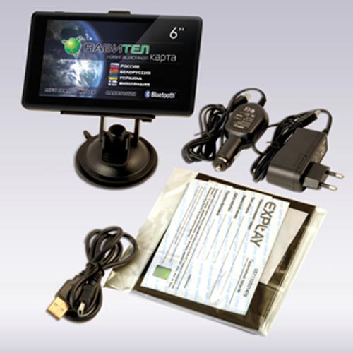 карты для навигатора explay pn-930 скачать бесплатно