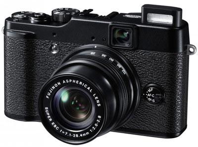 Fujifilm представила 12-мегапиксельный фотоаппарат X10 в ретро-дизайне