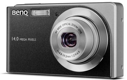 BenQ представила фотокамеру E1465 для новичков