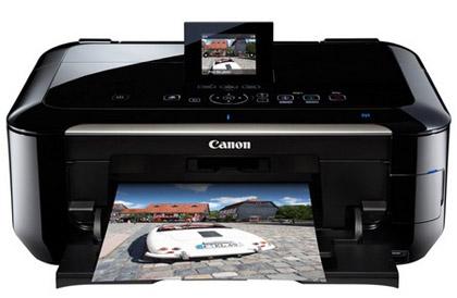 Canon показала МФУ Pixma с поддержкой AirPrint