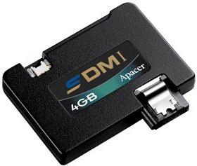 Apacer показала серию модульных SATA SSD для промышленности
