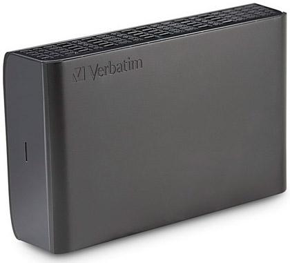 Verbatim представила сверхскоростной стационарный жесткий диск