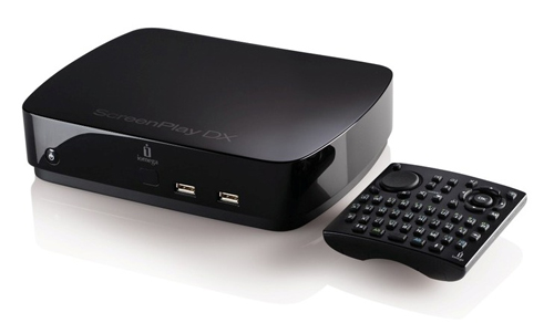Iomega ScreenPlay DX HD Media Player