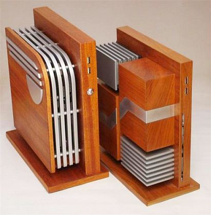 Деревянные корпуса для компьютера своими руками