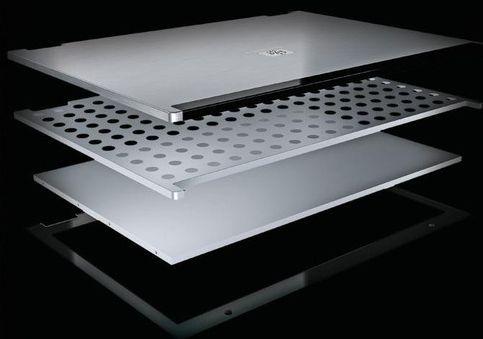 Схема производства корпусов HP