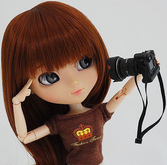 Красивое фото зеркальной камерой
