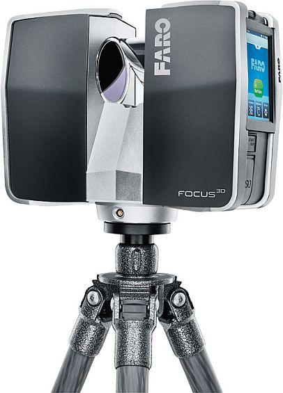 Лазерный сканер 3d 4