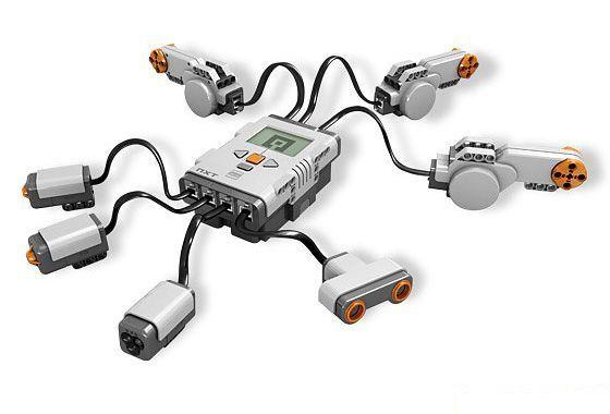 Обзор робота Lego Mindstorms NXT 2.0: Терминатор из конструктора.
