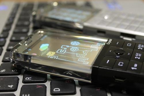 Sony ericsson kiki прозрачный экран и