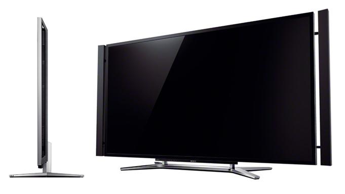 Первый тест в России телевизора Sony KD-84X9005 за 1 000 000 рублей