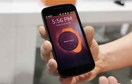 ubuntu на телефон
