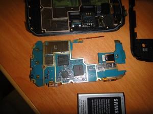 Системная плата Samsung Galaxy Xcover 2