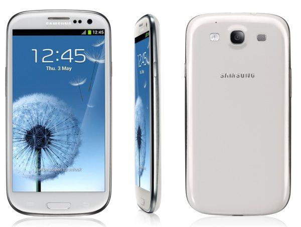 Купить Samsung I93 Galaxy S III 16Gb (синий - Связной