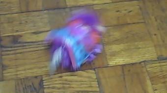 Пример видео тыловой камеры
