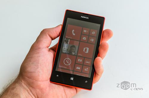Сброс настроек Nokia Lumia 40