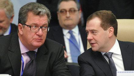 Сергей Приходько рассказал Дмитрию Медведеву о проблемах, связанных с электронными госуслугами