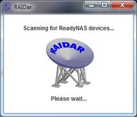 RAIDar: поиск устройств в сети