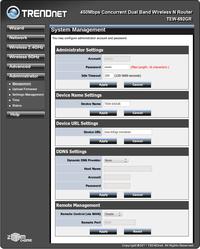 Настройки: управление системой