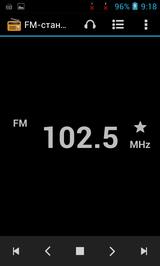 Приложение FM-радио