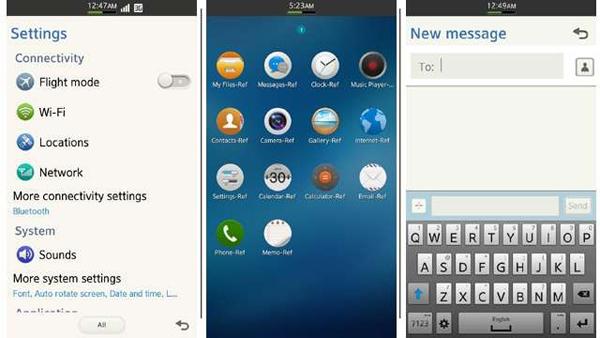 Самсунг какая операционная система. Samsung Galaxy
