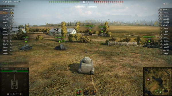 Игру в world of tanks blitz bot скачать
