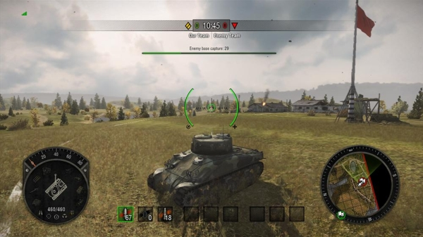 Ремоделинг для world of tanks ис 6