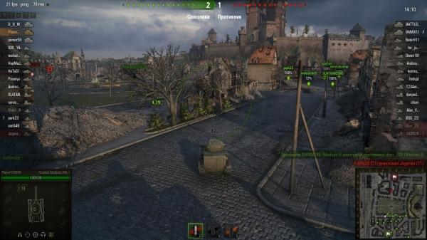 Компьютер игры ворлд оф танк