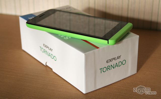телефон торнадо эксплей фото