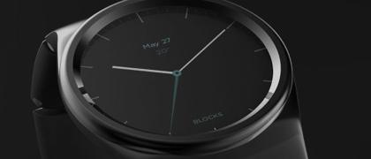 Первые в мире модульные «умные часы» возвращаются к жизни. Видео
