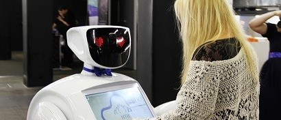 Российский стартап запустит в Китае завод по производству роботов
