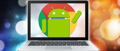Google начал объединять Android и Chrome OS