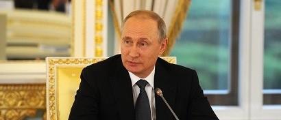 Путин подписал доктрину безопасности интернета