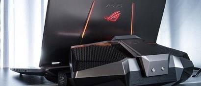 Acer и Asus выпустят ноутбуки-гиганты с экранами 18 и 21 дюйм
