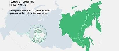 ГИС «бесплатных дальневосточных гектаров» доработают под ее «родной» закон