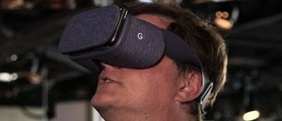 Google собирается превратить человеческий глаз в курсор