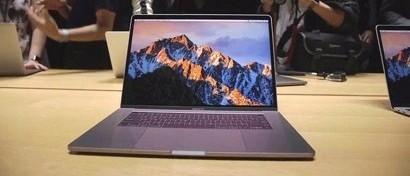 Пользователи интернета раскритиковали новый ноутбук Apple