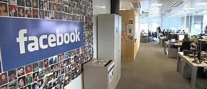 Официально: в Facebook сидит четверть населения планеты