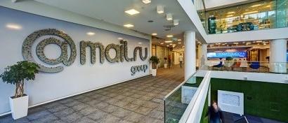 Mail.ru Group вложилась в общепит на $100 млн
