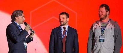 На CNews Forum награждены лучшие ИТ-проекты и технологии 2016 года. Фото