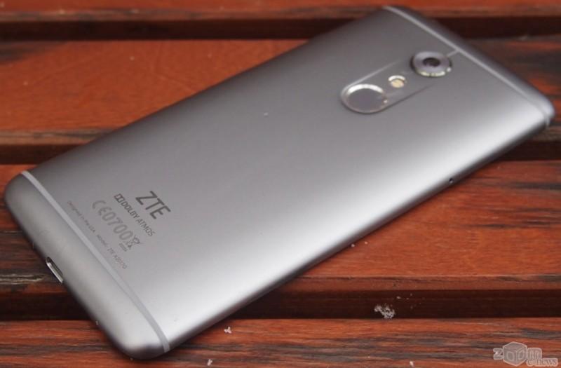 Особая версия ZTE Axon 7 сForce Touch поступила впродажу