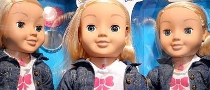 Электронную куклу из США признали шпионским устройством